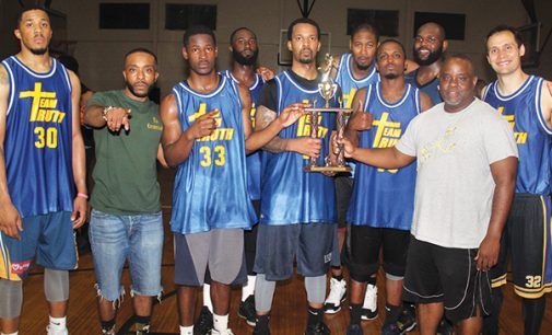'The League' crowns spring champion