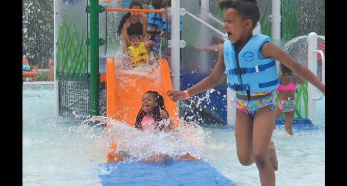 Water park a dream come true for advocate