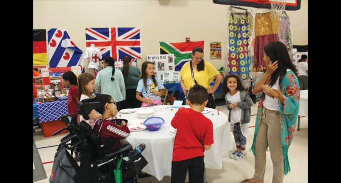 Multicultural Fair takes people around the world
