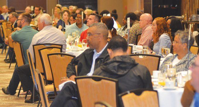 Hundreds attend  community prayer breakfast