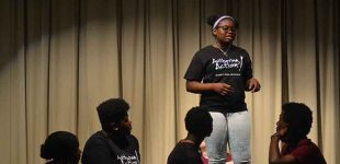 Teens showcase spoken word, visual arts creativity in Winston-Salem