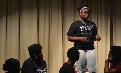 Teens showcase spoken word, visual arts creativity in Winston-Salem