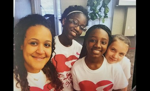 Busta's Person of the Week: She's teaching girls how to lead
