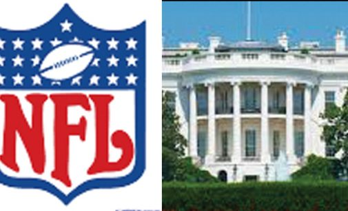 Commentary: The NFL and the White House are on the same wrong page