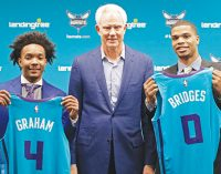 Hornets land 'versatile' Bridges after trade with Clippers