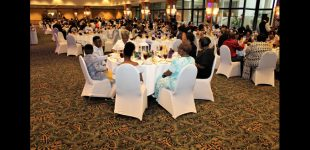 Celebration of 100 years culminates in gala