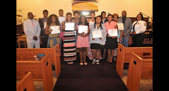 Ministers' Conference awards 11 scholarships
