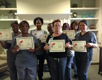 Certified nursing assistants get special treatment