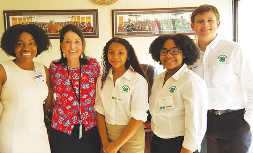 Forsyth County 4-H members attend 2018 Citizenship N.C. Focus