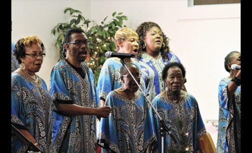 Church honors the Chicago Mass Choir