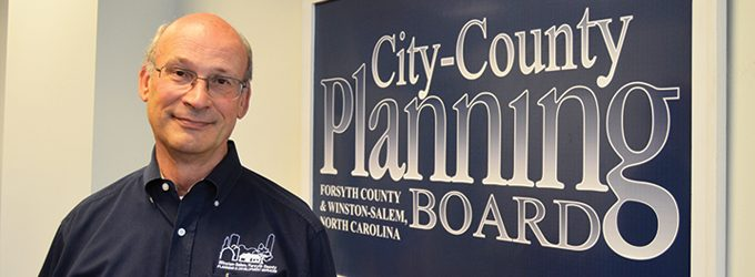 Outgoing planning director foresees growth in East Winston