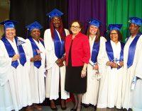 Pivot Ministry celebrates 1st graduating class