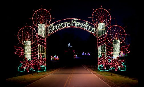 Tanglewood Festival of Lights adding new displays