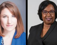 Two appointed to vice chancellor positions  at WSSU