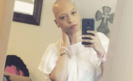 Taneisha Gist enlists social media as she fights cancer