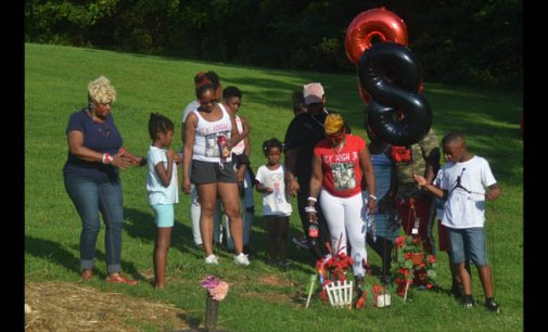 Family celebrates the life of boy gone too soon