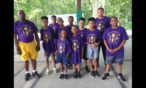 Omega chapter sends10 local boys to SixthDistrict Camp