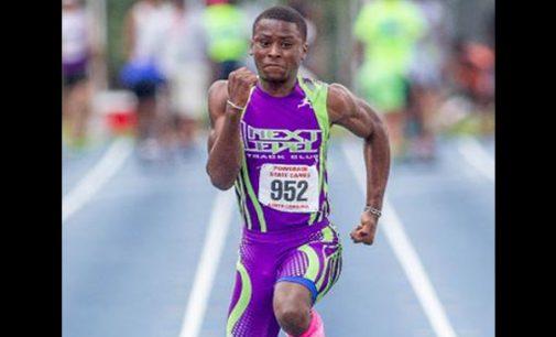 Local track club shines at Junior Olympics