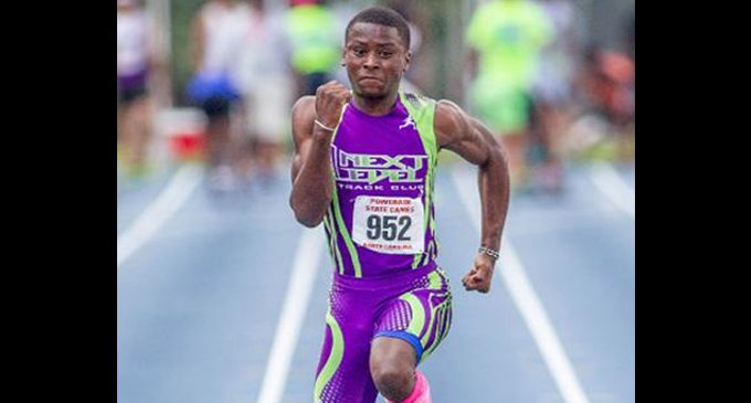 Local track club shines at Junior Olympics