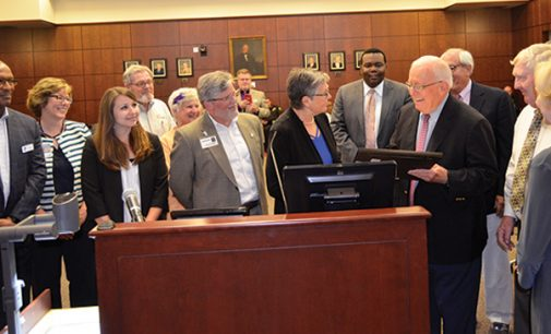 Commissioners unanimously send county sales tax to voters