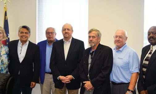 County expands airport leadership during transition