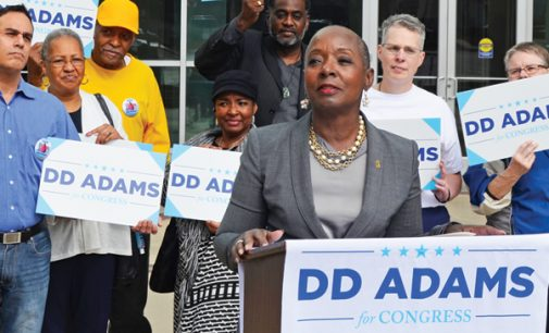 Adams campaign event at WSSU mistakenly canceled