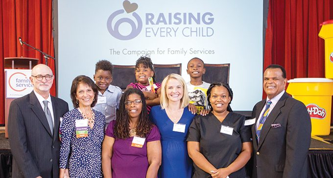 Family Services launches fundraising campaign