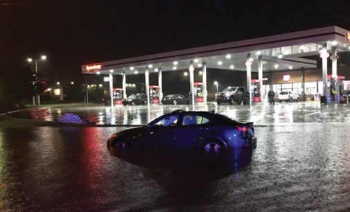 Florence leaves mark on W-S
