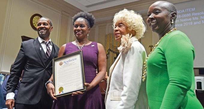 City Council honors new Miss America's Winston-Salem roots