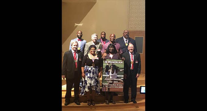 Parkland High School inducts newest Hall of Fame members