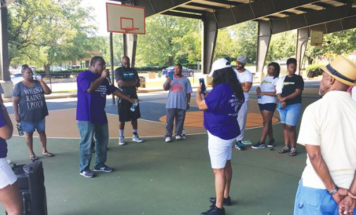 Rally Up seeks ways to stop the violence in W-S
