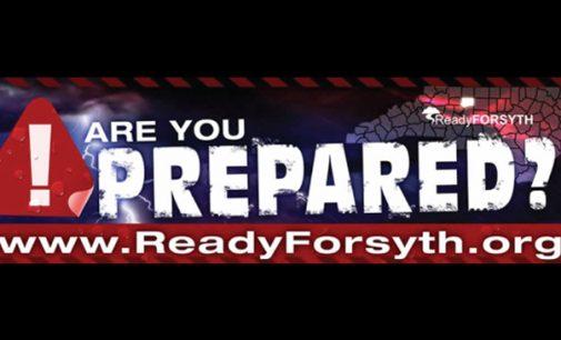 September is Preparedness Month