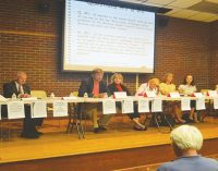 Candidates share their visions for local schools