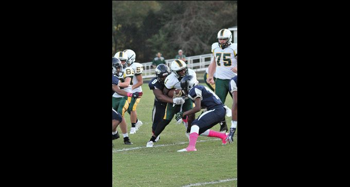 West Forsyth stays perfect against rival East