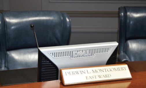 Montgomery to step down from City Council  on Nov. 5
