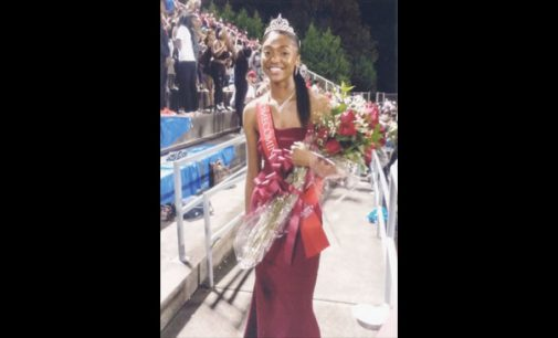 Gray crowned 2018 Homecoming Queen