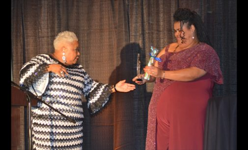 Foundation holds first awards ceremony for women of color