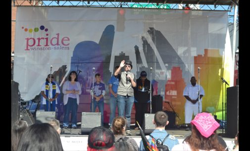 Pride Festival gathers huge crowd