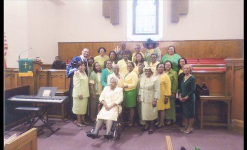 Nurses mark 40 years of local sorority chapter