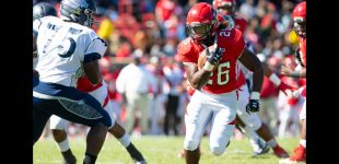 Winston-Salem seeing Red this week during WSSU Homecoming