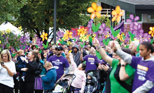 Walk to End Alzheimer's in W-S raises over $122,000