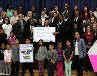 Masonic lodge makes surprise donation
