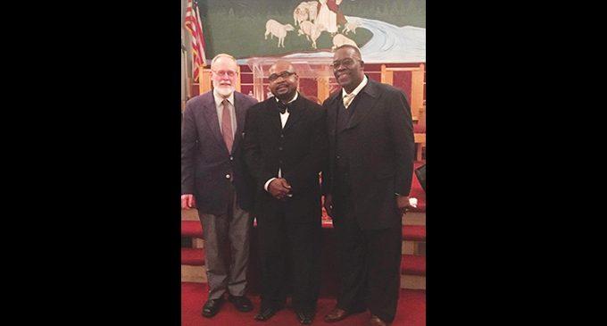 Pastor celebrates 9th anniversary