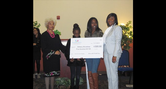 Honorable Youth rewards inaugural Two-Generations Program participants