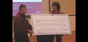 Chamber names scholarship after student