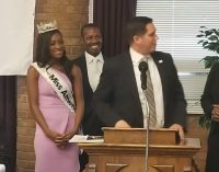 Family and local church honor Miss America 2019