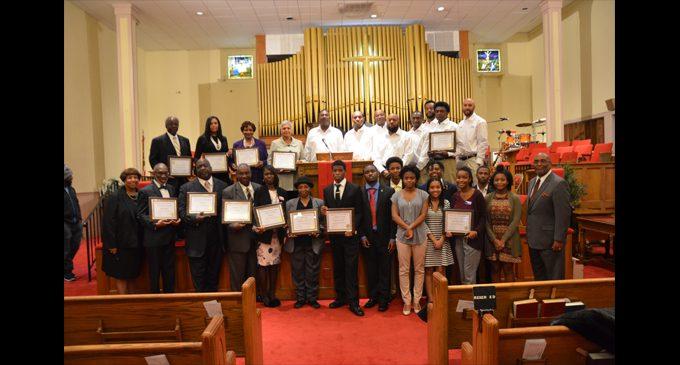 Effort Club celebrates Race Progress Promoters Program
