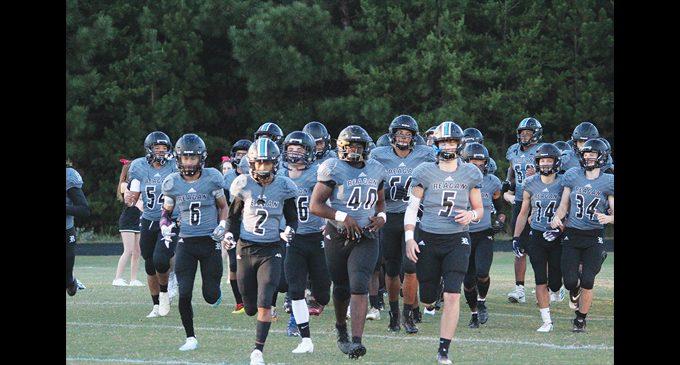 Reagan JV football team ends year undefeated