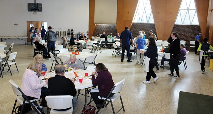 Church fundraiser a crowd  pleaser for nearly two decades