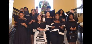 Carver kicks off 2018 City Hall Holiday Music Series